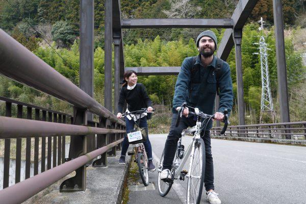 ジョンと行く<br>「しみずサイクリング」ツアー